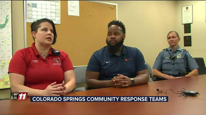 Colorado Springs Community Response Team
