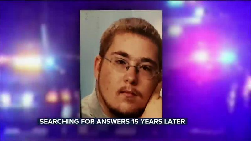 Tommy Kinslow's family is still looking for the person who killed their son. They hope someone...