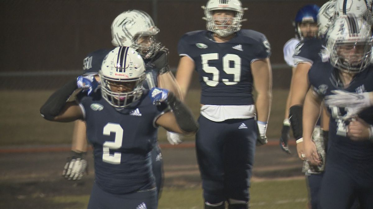 Pine Creek dominates First Round of the 4A State Playoffs