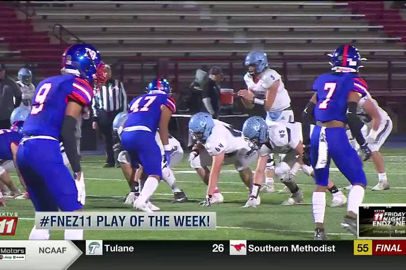 #FNEZ11 Play of the Week!