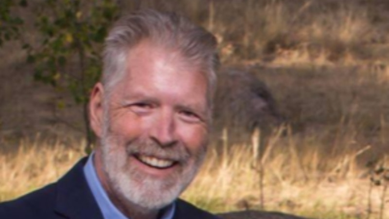David Jolly, 66, is believed to have started his hike on Blodgett Peak around noon Oct. 13,...
