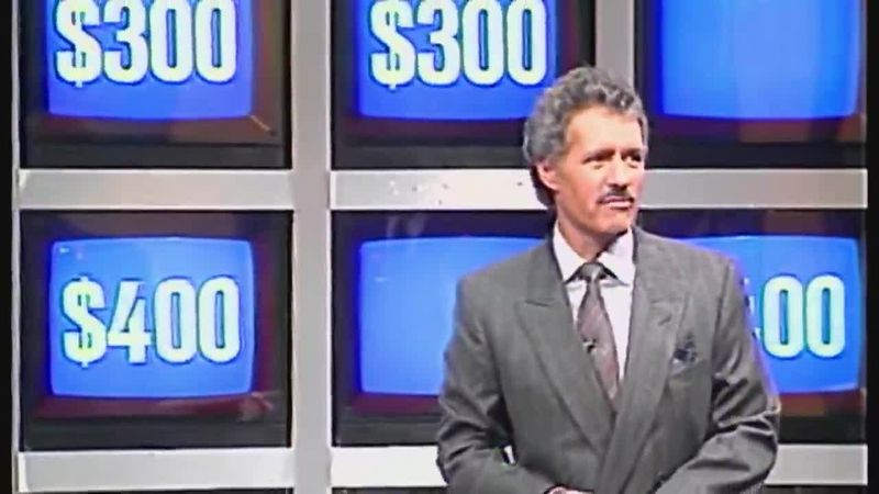 """""""Jeopardy!"""" host Alex Trebek has died at the age of 80."""