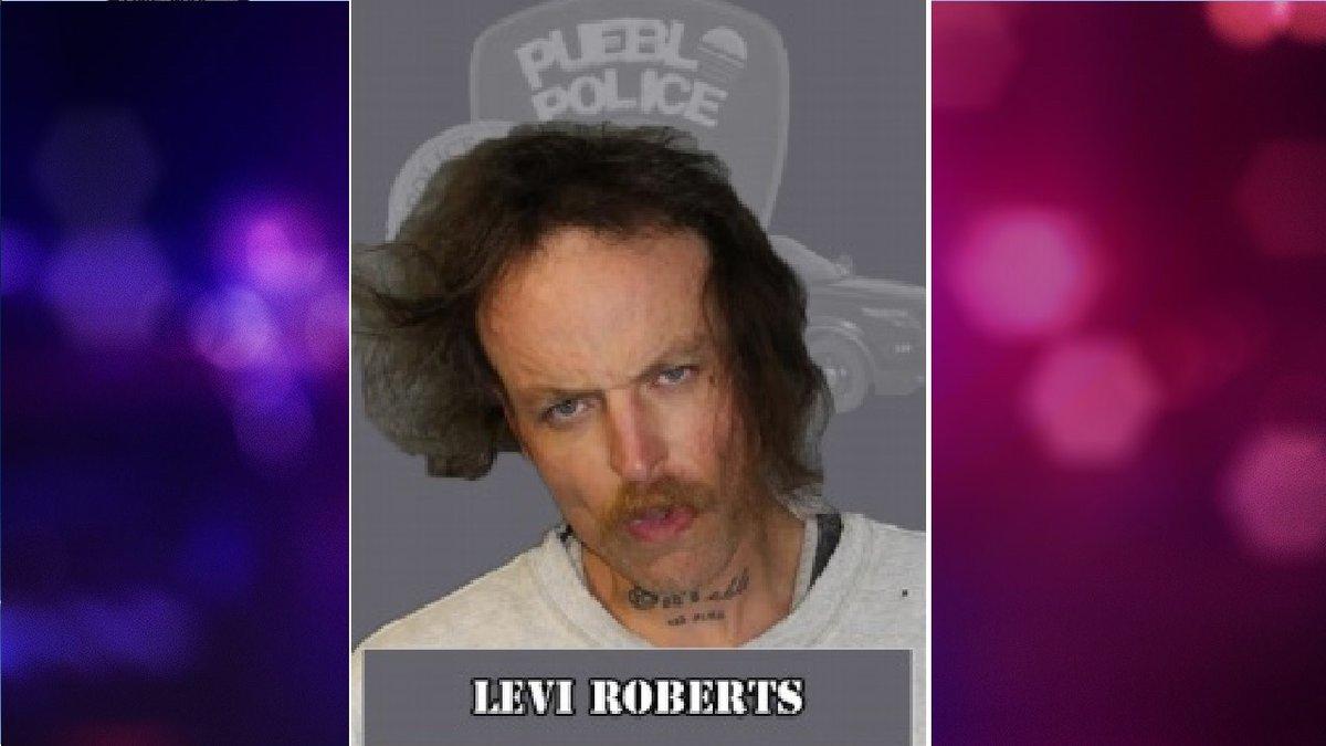 Levi Roberts.  Photo courtesy: Pueblo PD