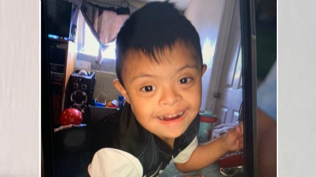 Missing child 9/14/21.