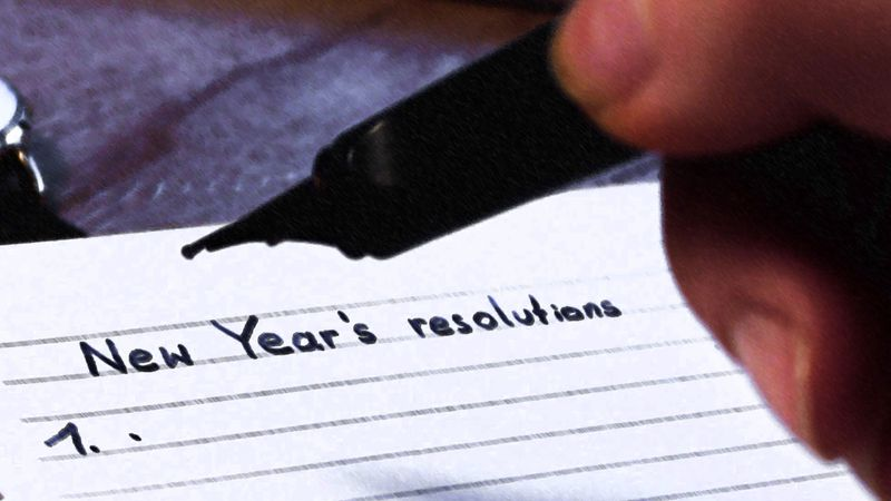Health Solutions in Pueblo urges people not to create unrealistic resolutions as we start 2021.