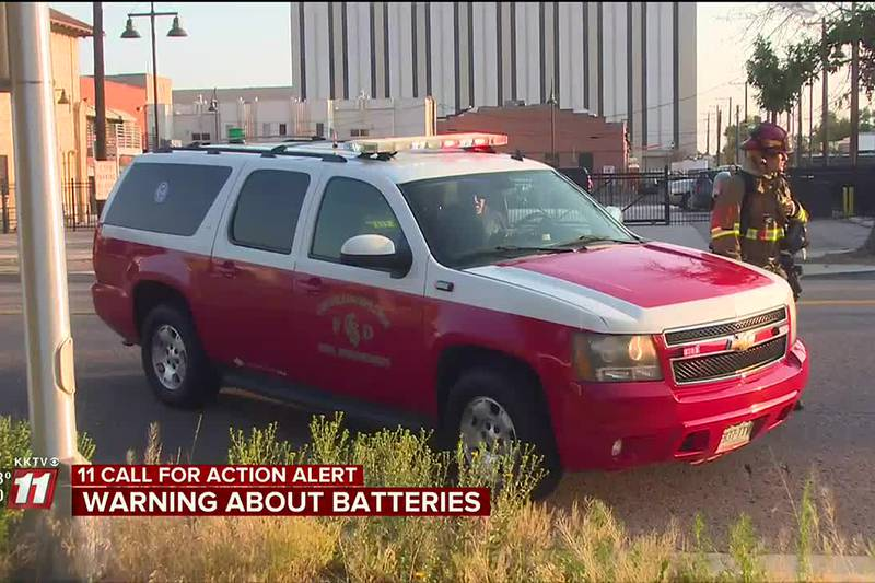 Lithium ion batteries can be a fire hazard if they are not stored properly. Three major fires...