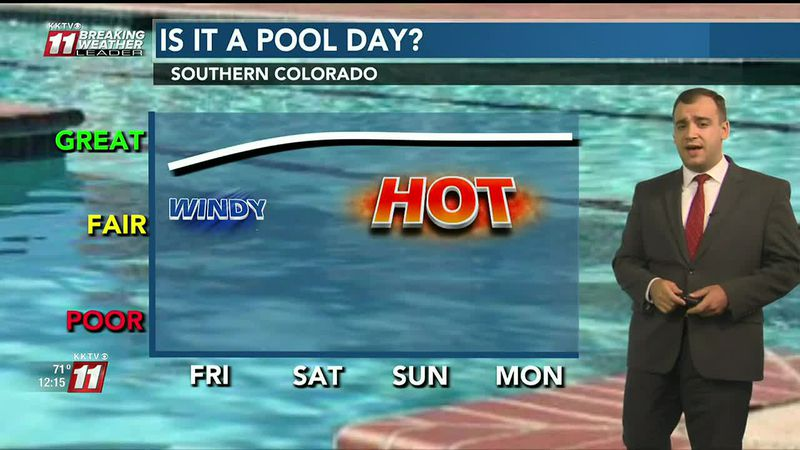 Heat returns quickly this weekend
