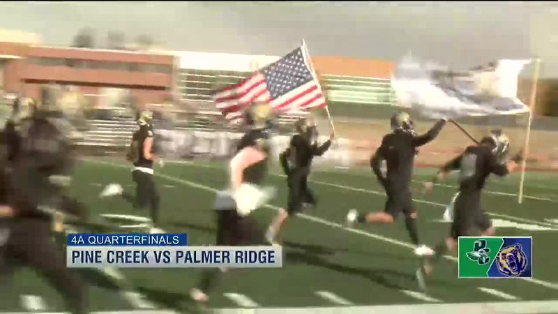 Palmer Ridge, Fountain-Fort Carson advance to 4A playoff semifinals