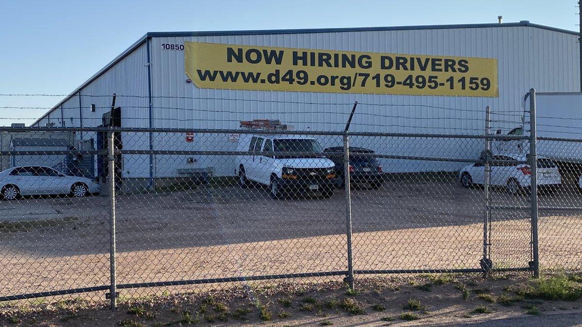 D49 now hiring bus drivers