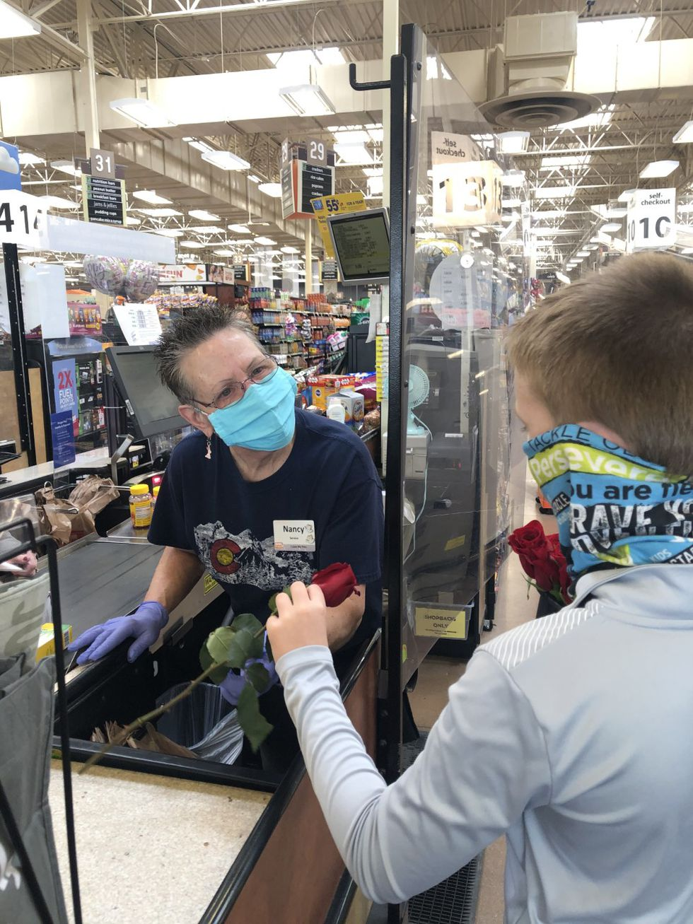 11-year-old JJ Witmer is from Brighton, Colorado and is doing what he can to spread some joy to...