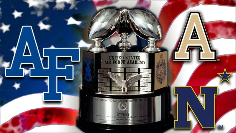 commander in chiefs trophy