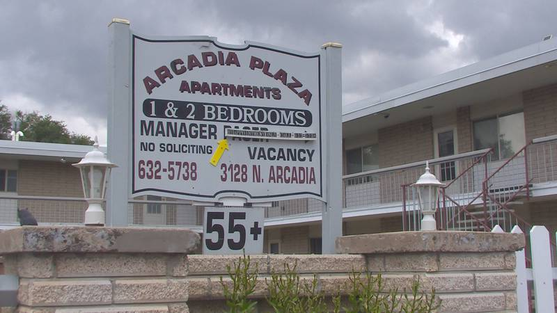 Arcadia Plaza Apartments was sold in 2021, and the new owners raised the rent, forcing many...