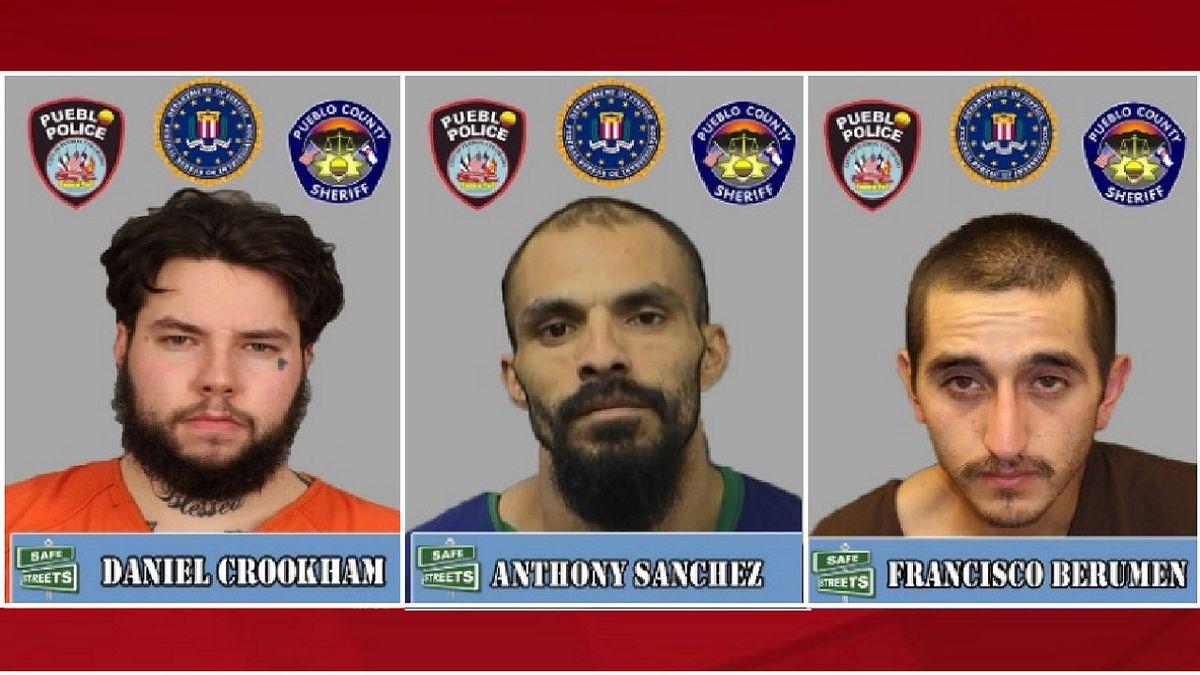 "2019 ""Most Wanted Safe Street Criminals."""