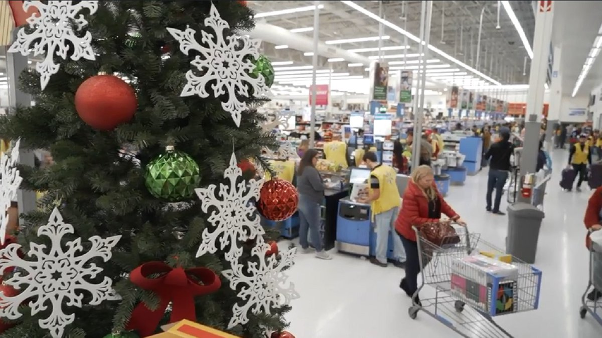 Multiple people are paying off layaways at a Walmart in Colorado Springs for strangers.  Photo...