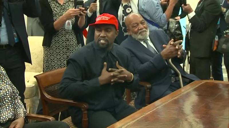 A representative for the performer said that Kanye West planned to remain inside Atlanta's...