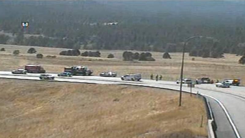 Deadly crash in Colorado Springs 9/15/21.