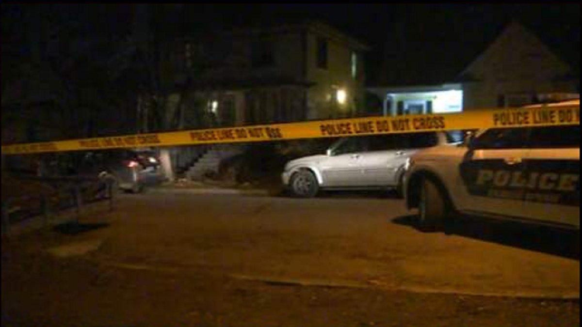 Police were called to a neighborhood near 13th and Colorado Avenue in Colorado Springs on...