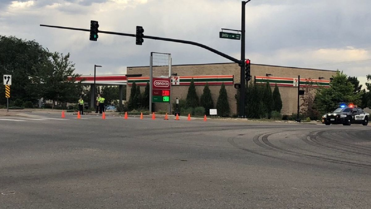 Multiple people were hit by a vehicle in Colorado Springs on 8/13/20 near Hancock and Delta.