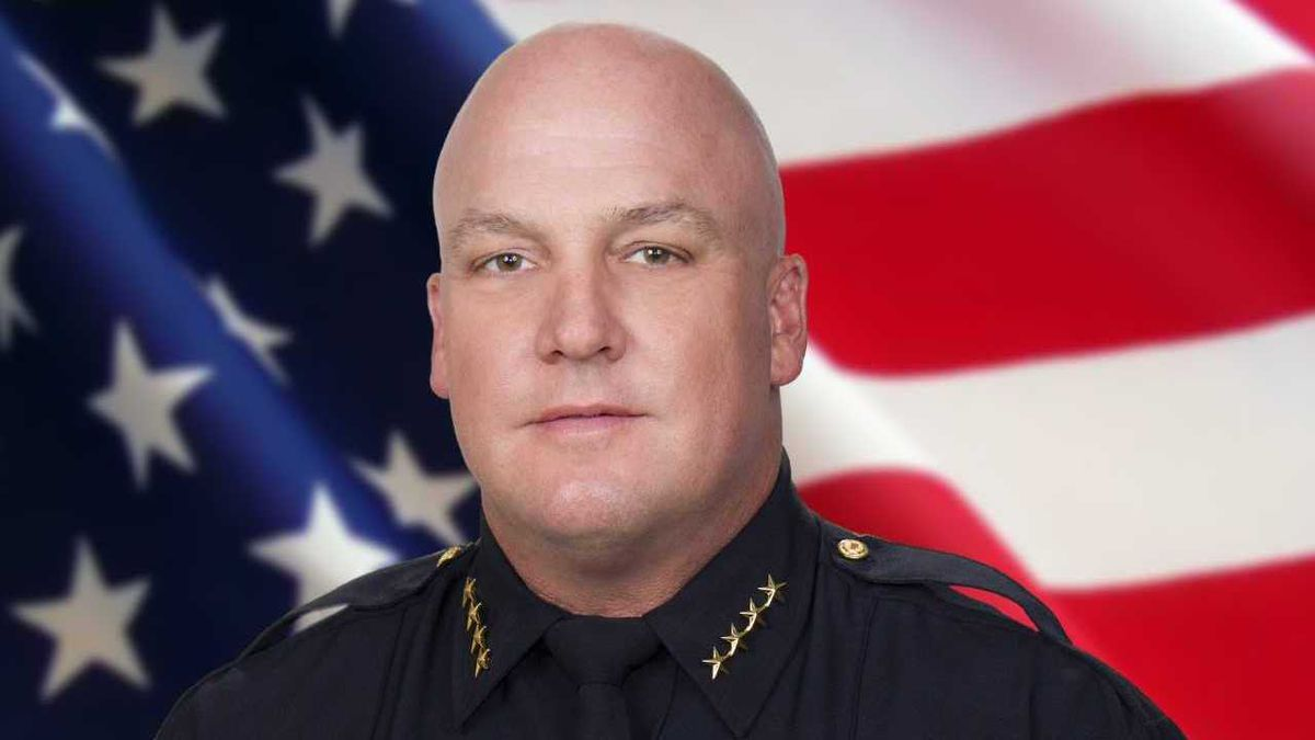 New Monument Police Chief Hemingway (Photo: Monument Police Department)