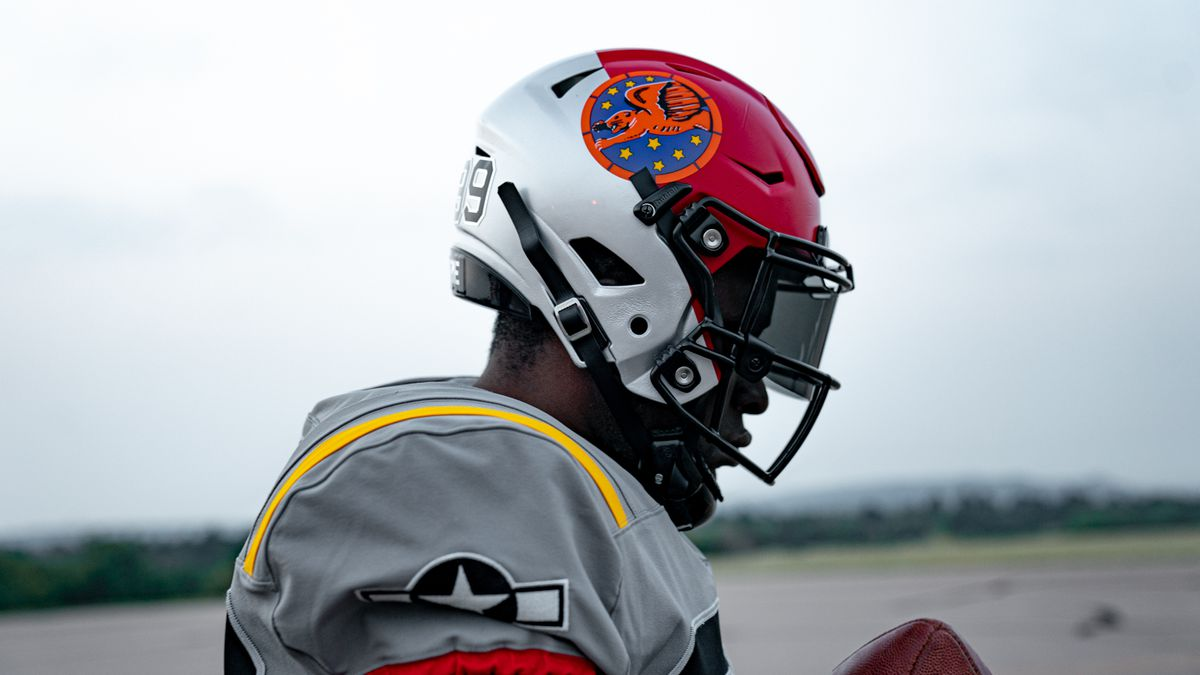 "Air Force football reveals new ""Red Tails"" uniform for 2020 season opener"
