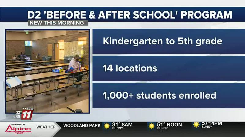 Free child care for Harrison School District 2 families already has over 1,000 students enrolled