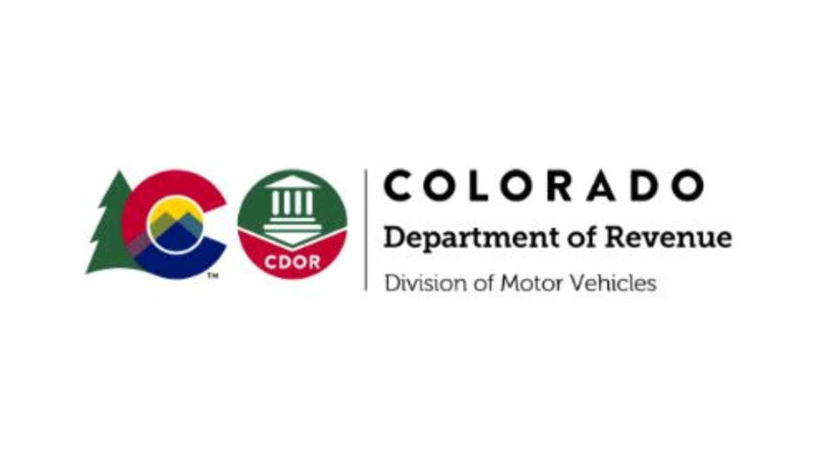 The Colorado Department of Revenue Division of Motor Vehicles