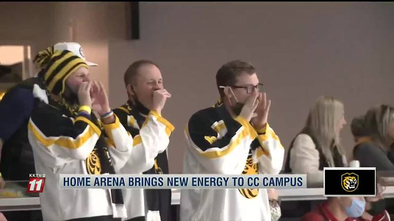 Ed Robson Arena brings new energy to Colorado College campus