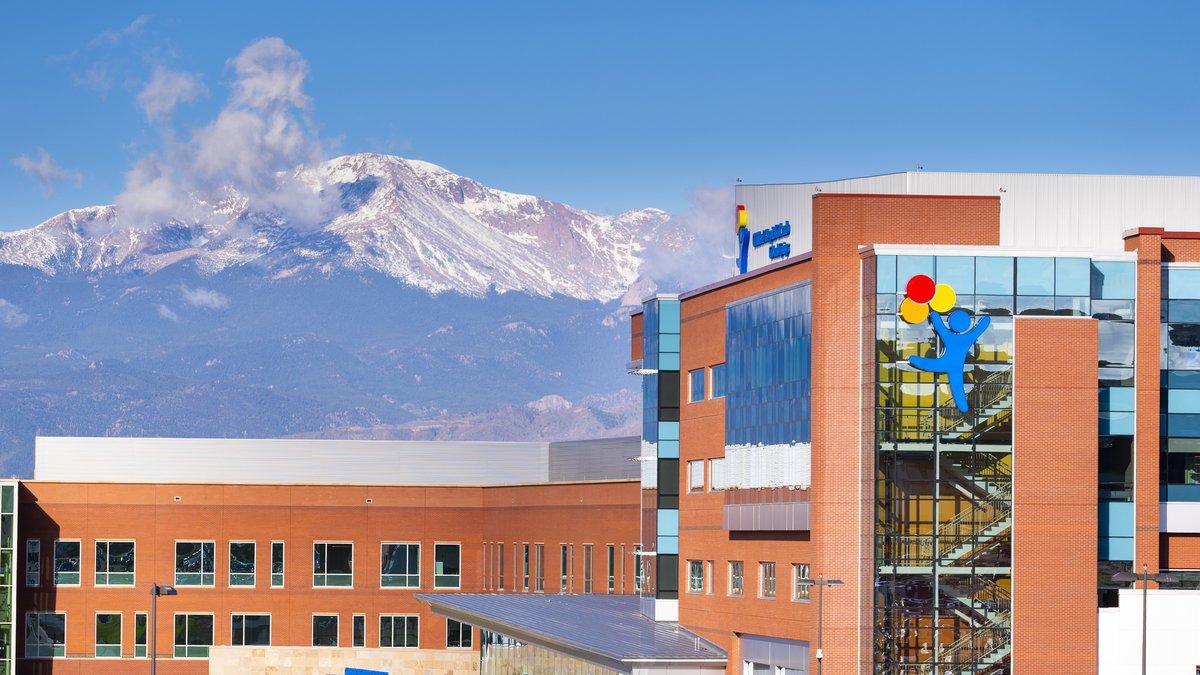 Children's Hospital Colorado - Colorado Springs campus