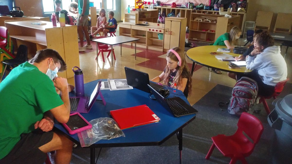 The YMCA of Pueblo supports remote learning by providing safe educational enrichment...