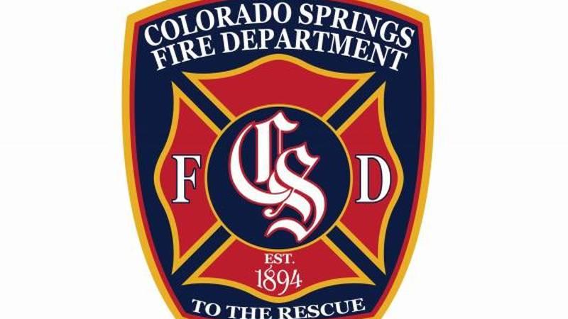 Colorado Springs Fire Department logo