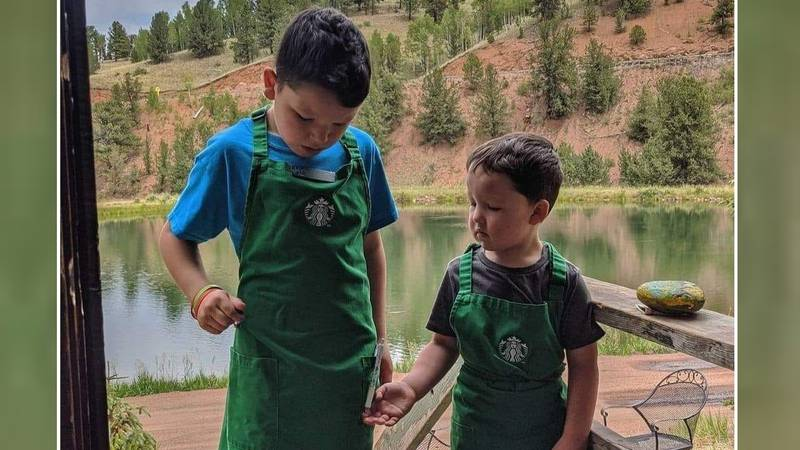 A Woodland Park mother shared some inspirational stories about kindness to her kids, that she...