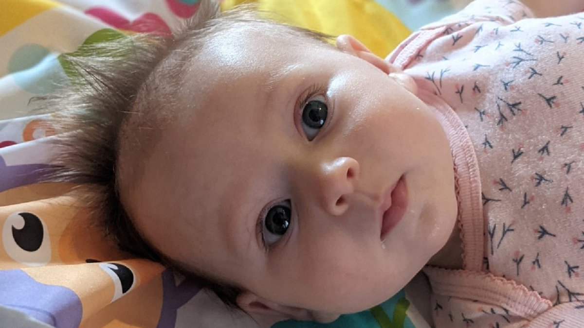 Generic photo of a super-adorable baby.