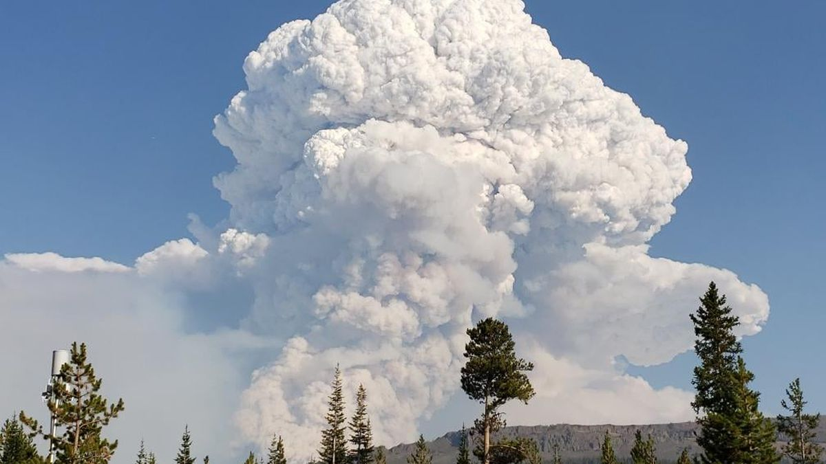 Cameron Peak Fire on Sept. 6, 2020.