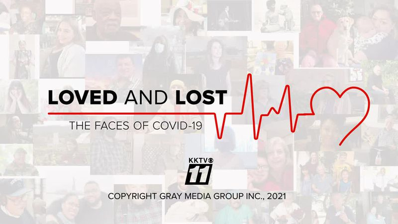 Loved and Lost: The faces of COVID-19