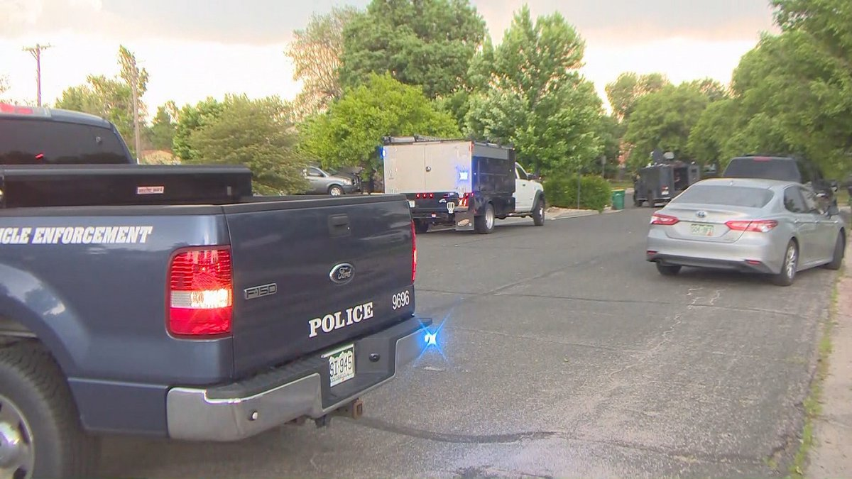 SWAT activity in Colorado Springs 6/17/21.