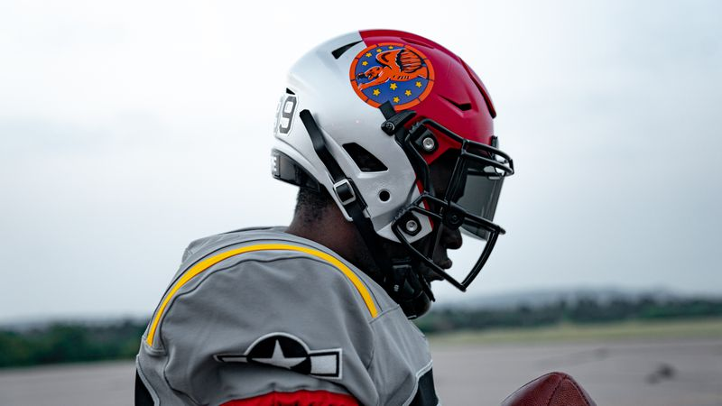 """Air Force football reveals new """"Red Tails"""" uniform for 2020 season opener"""
