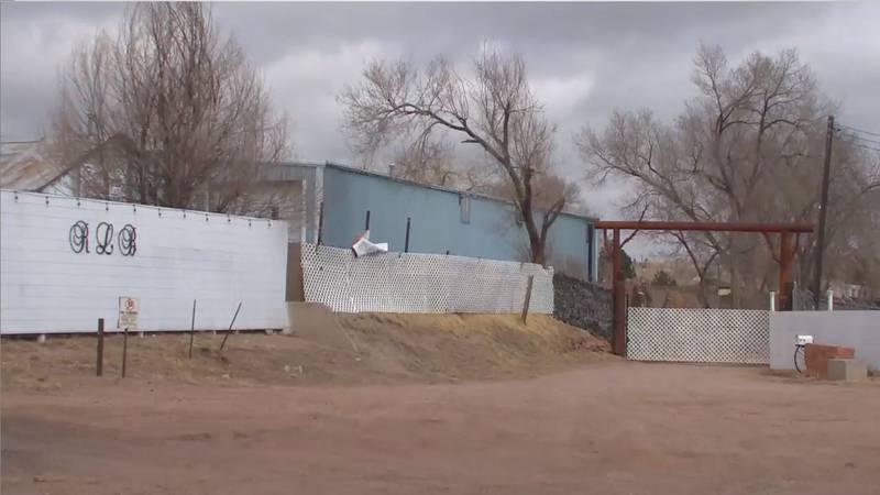 The Rustic Lace Barn wedding venue near Old Colorado City.