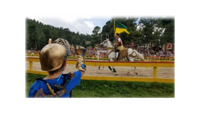 The Colorado Renaissance Festival is back for its 44th season.