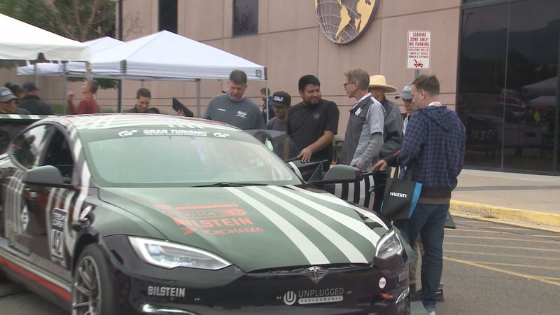 Pikes Peak International Hill Climb's annual Technical Inspection took place Monday at...