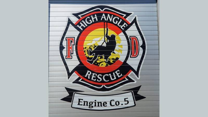 CSFD High Angle Rescue team