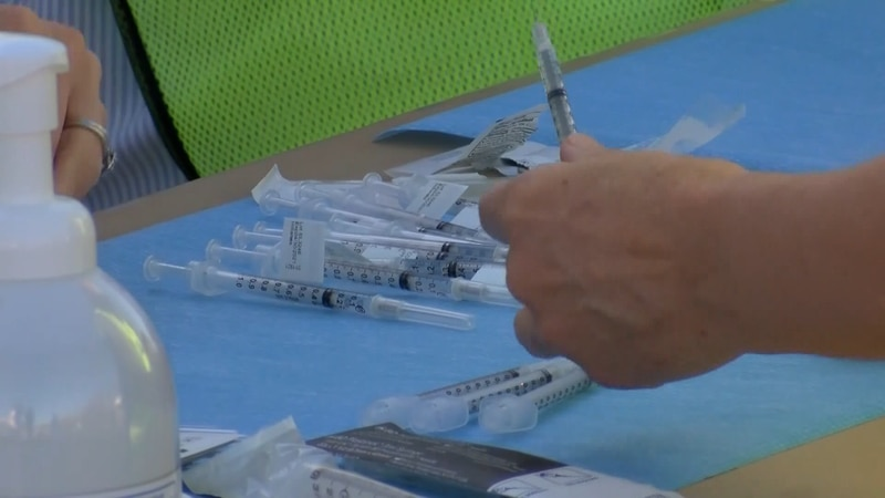 Health officials say people may be avoiding the COVID vaccine because of misinformation. White...