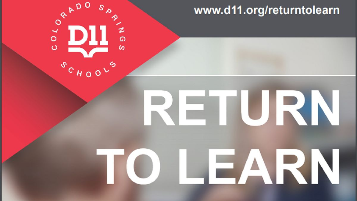 D-11 Return To Learn Plan