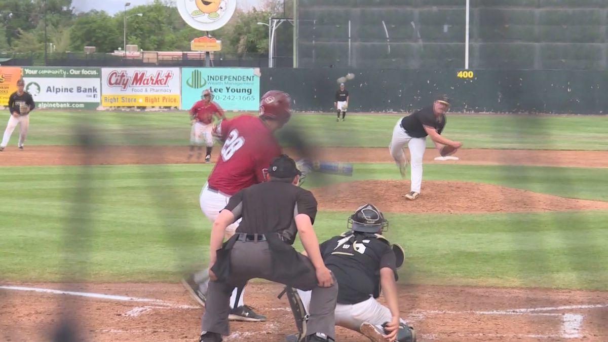 UCCS baseball defeats Colorado Mesa 18-9 in the RMAC Tournament Championship game
