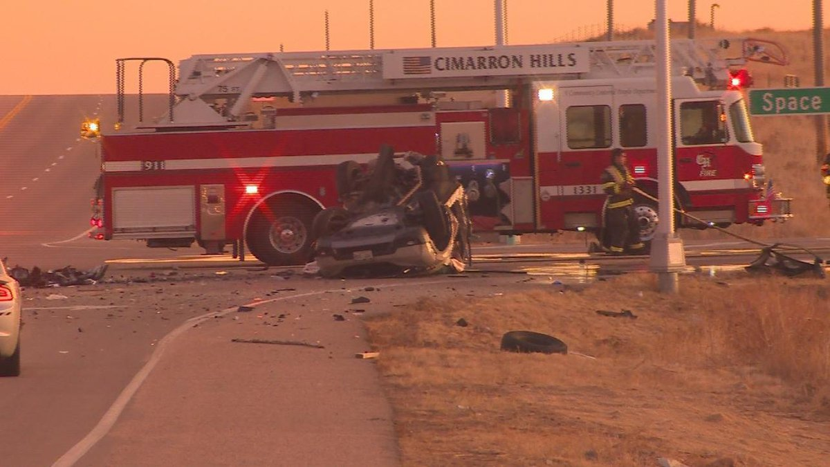 It would have been very difficult for anyone to survive this type of crash, said Sgt. Jason...