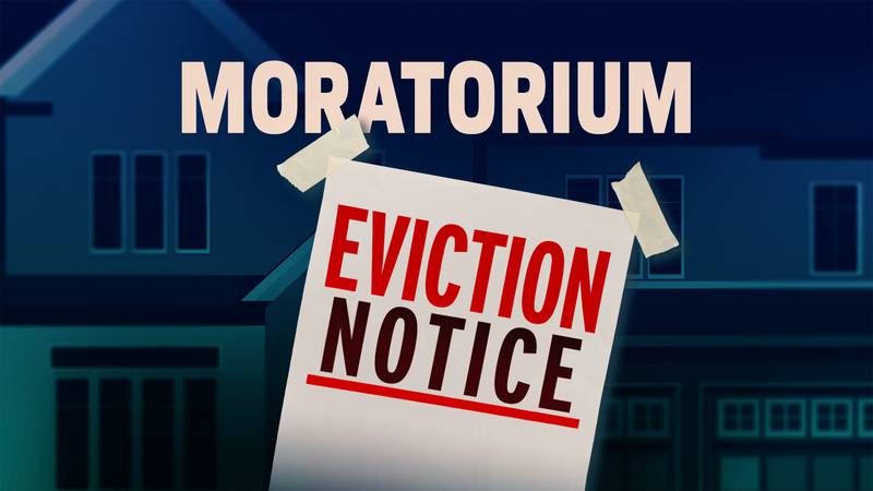 The CDC's eviction moratorium expires July 31, 2021.