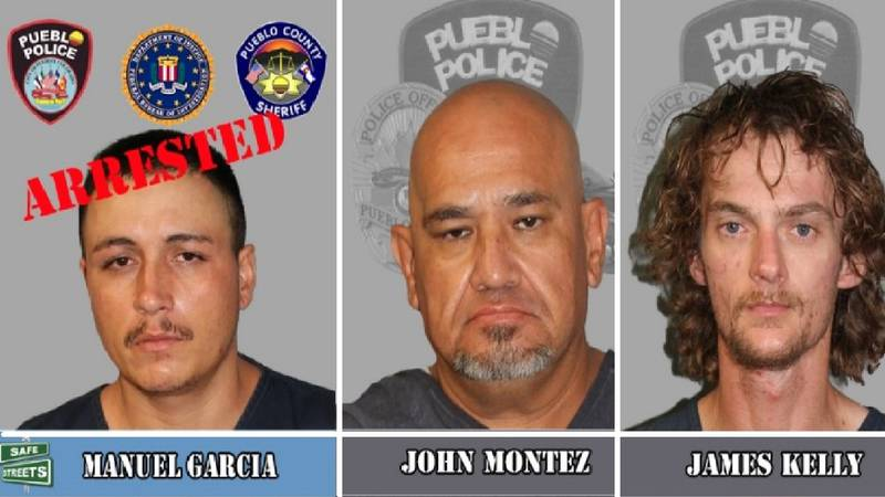 Multiple arrests during the Colorado State Fair.