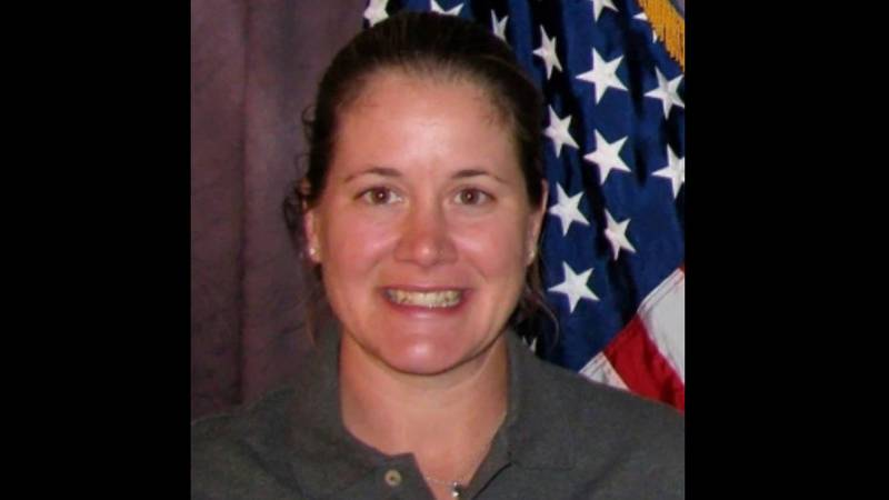 The Boulder police department confirmed one of their officers, Ashely Haarmann, died while...