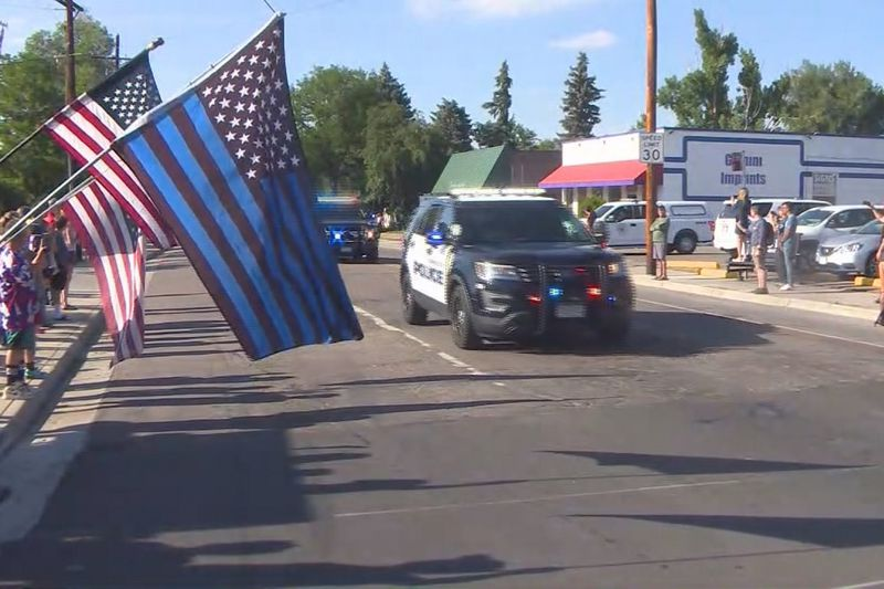 An Arvada police officer was among three people killed on 6/21/21.