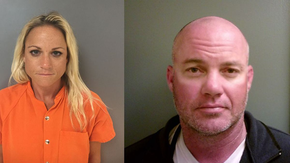 A Livingston Parish SWAT commander and his school teacher wife were arrested, according to officials Tuesday. (Source: LPSO)