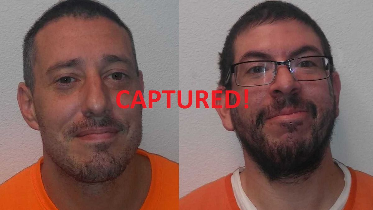 From left: Jerry Williams, Bryan Webb (Photos courtesy Custer County Sheriff's Office)